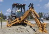 凯斯 580SM3 挖掘装载机