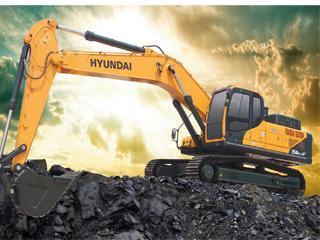 泰安现代重工 350LC-9V 挖掘机