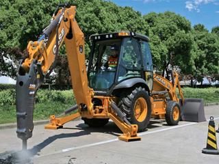 凯斯 580SN 挖掘机