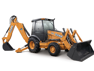 凯斯 590SN 挖掘装载机