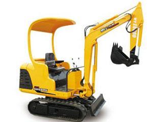 愚公机械 WY15-7 挖掘机