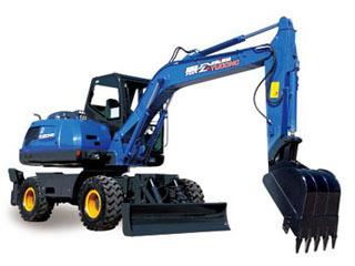 愚公机械 WYL85×4- 挖掘机