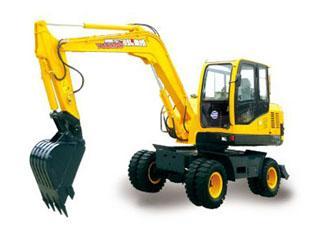 愚公机械 WYL74×4- 挖掘机