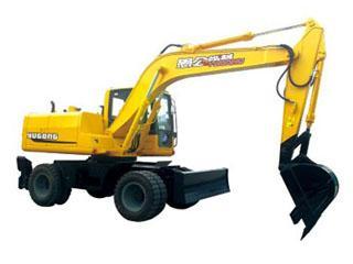 愚公机械 WYL135×4- 挖掘机