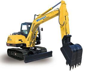 愚公机械 WY85-8 挖掘机