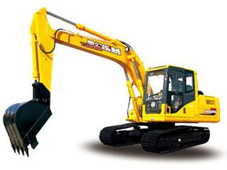 愚公机械 WY135-8 挖掘机