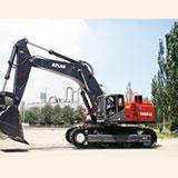 阿特拉斯中国 7008LC 挖掘机