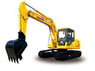 愚公机械 WY150-8 挖掘机