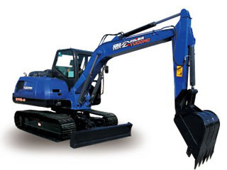 愚公机械 WY52360 挖掘机