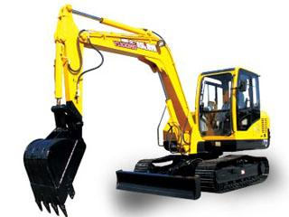 愚公机械 WY75-8 挖掘机