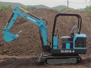 沃尔华DLS818-9挖掘机