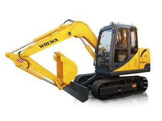 沃尔华 DLS880-8B 挖掘机