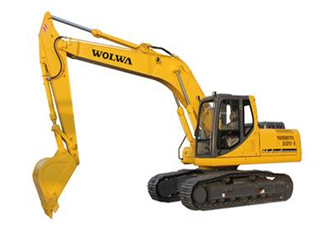 沃尔华DLS210-8B挖掘机