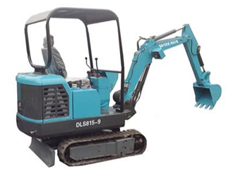 沃尔华 DLS815-9 挖掘机