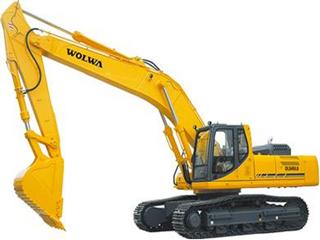 沃尔华 DLS450-8B 挖掘机