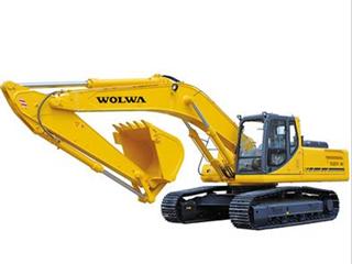 沃尔华DLS270-8B挖掘机