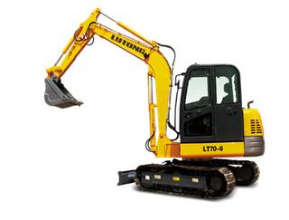 沃尔华DLS860-10B挖掘机