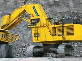 小松 PC5500-6 挖掘機圖片