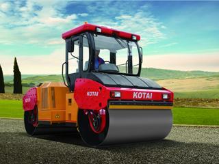 科泰重工 KD126 压路机