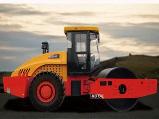 科泰重工 KS205D 压路机