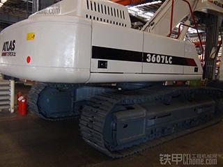 阿特拉斯中国 ATLAS3607LC 挖掘机