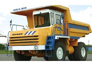 中航别拉斯 7540N-32T 非公路自卸车