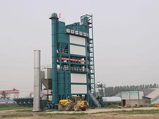 亚龙筑机 LB500 沥青搅拌站