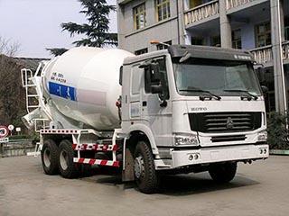川建 SCM5250GJBHO4 搅拌运输车