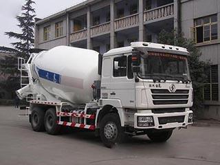 川建 SCM5250GJBDL4 搅拌运输车