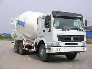 川建 SCM5254GJBHO4 搅拌运输车