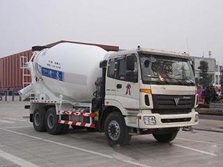 川建 SCM5254GJBAU4 搅拌运输车