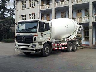 川建 SCM5250GJBAU4 搅拌运输车