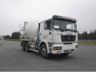 上海华建 HDJ5256GJBDN 搅拌运输车