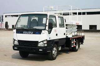 北方交通 KFM5067JGK410C09 高空作业机械