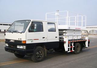 北方交通 KFM5051JGK414C 高空作业机械