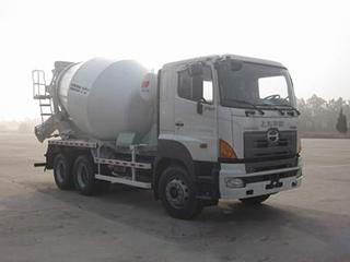 上海华建 HDJ5314GJBHI 搅拌运输车