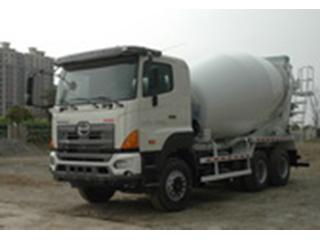 上海华建 HDJ5256GJBGH 搅拌运输车