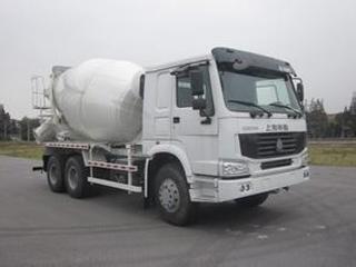 上海华建 HDJ5258GJBHO 搅拌运输车