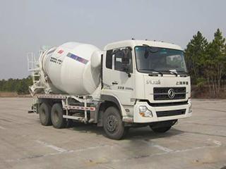 上海华建 HDJ5312GJBDF 搅拌运输车