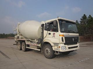 上海华建 HDJ5257GJBAU 搅拌运输车