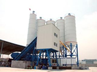 上海华建 HZS90 混凝土搅拌站