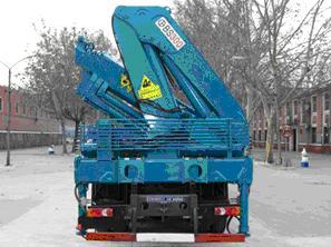 石煤机 QYS-16ZIV 起重机