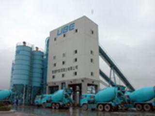 上海华建 HLS180 混凝土搅拌站