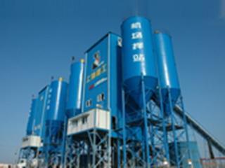 上海华建 HLS120 混凝土搅拌站