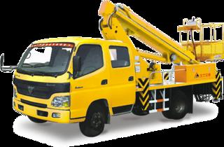 北方交通 KFM5060JGK413S16 高空作业机械