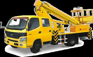 北方交通 KFM5060JGK413S14 高空作业机械