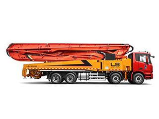 福田雷萨 BJ5439THB-XA-61 泵车