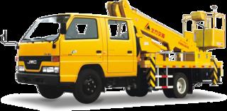 北方交通 KFM5061JGK415S 高空作业机械