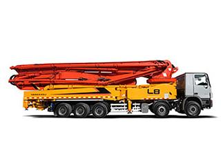 福田雷萨 BJ5430THB-68 泵车