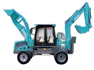 鲁牛重工 SW-180-ZL 挖掘机